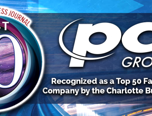 PCI Group Recognized as a Top 50 Fastest Growth Company by the Charlotte Business Journal